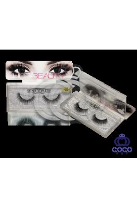 Ресницы Huda Beauty 3D клеевые  (№ 29)