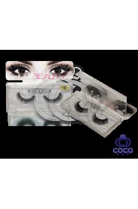 Ресницы Huda Beauty 3D клеевые   (№ 30)