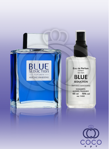 Парфюмированная вода Antonio Banderas Blue Seduction For Men 65 Ml фото