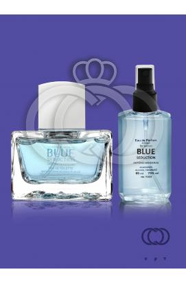 Парфюмированная вода Antonio Banderas Blue Seduction For Woman 65 Ml