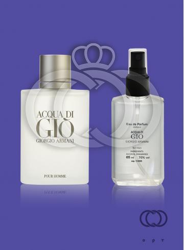 Парфюмированная вода Giorgio Armani Acqua Di Gio 65 Ml  фото
