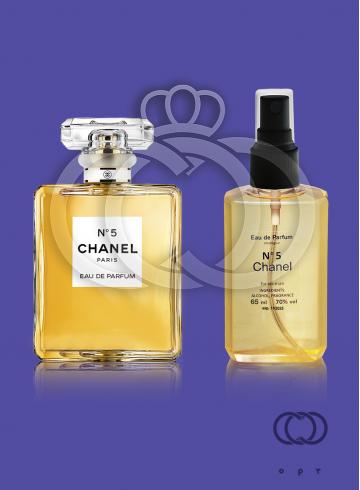 Парфюмированная вода Chanel № 5 65 Ml фото