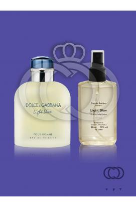 Парфюмированная вода Dolce&Gabbana Light Blue For Men 65 Ml