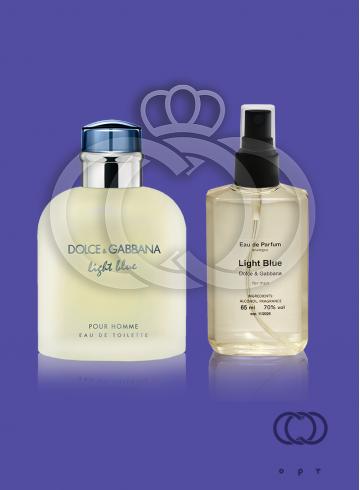 Парфюмированная вода Dolce&Gabbana Light Blue For Men 65 Ml фото