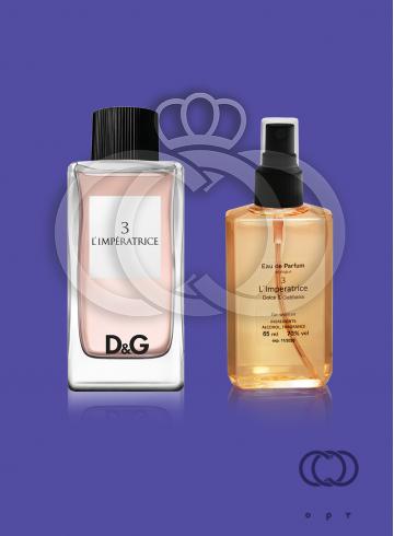 Парфюмированная вода Dolce&Gabbana L`Imperatrice 3  65 Ml фото