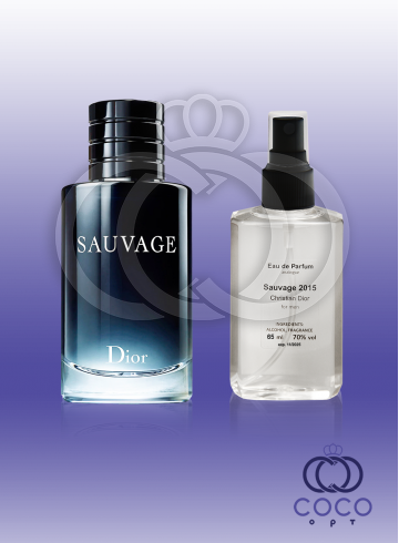 Парфюмированная вода Christian Dior Sauvage 65 Ml фото
