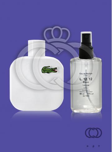 Парфюмированная вода Lacoste Eau De L.12.12 Blanc 65 ML фото