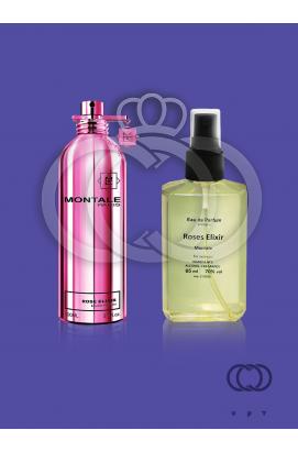 Парфюмированная вода Montale Roses Elixir 65 Ml