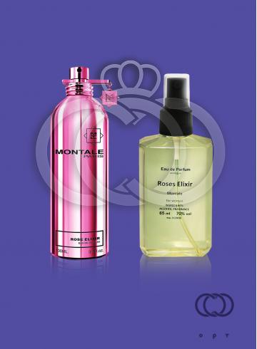 Парфюмированная вода Montale Roses Elixir 65 Ml фото