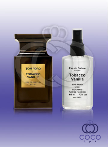Парфюмированная вода Tom Ford Tobacco Vanille 65 Ml фото