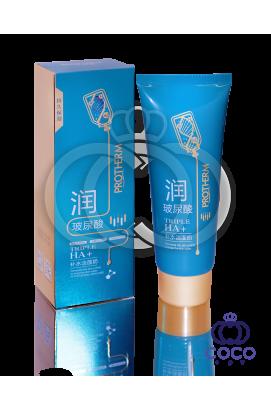 Очищающий крем для лица с тройной гиалуроновой кислотой Protherm Triple HA+