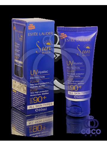 Солнцезащитный крем B-Protect Estée Lauder UV Hyséac Protection SPF 90+ фото