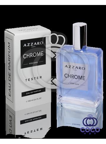 Парфюмированная вода Azzaro Chrome TESTER 100 Ml фото