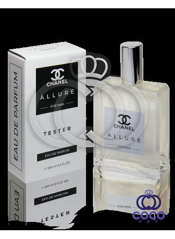 Парфюмированная вода Chanel Allure Home Sport TESTER 100 Ml фото