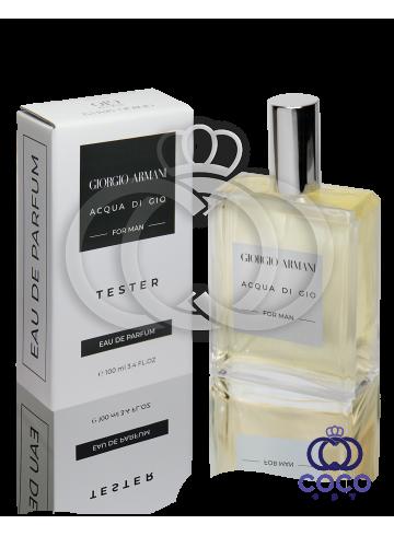 Парфюмированная вода Giorgio Armani Acqua Di Gio For Men TESTER 100 Ml фото