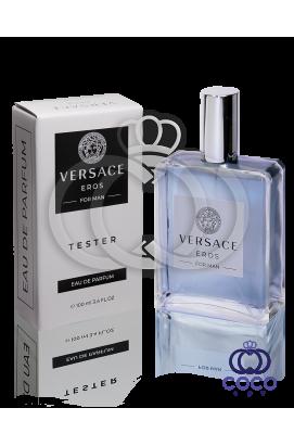 Парфюмированная вода Versace Eros For Men TESTER 100 Ml