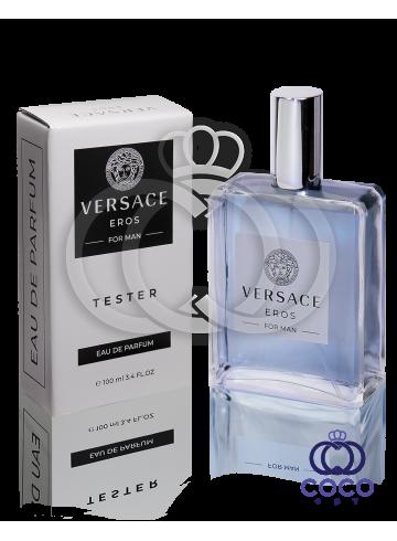 Парфюмированная вода Versace Eros For Men TESTER 100 Ml фото