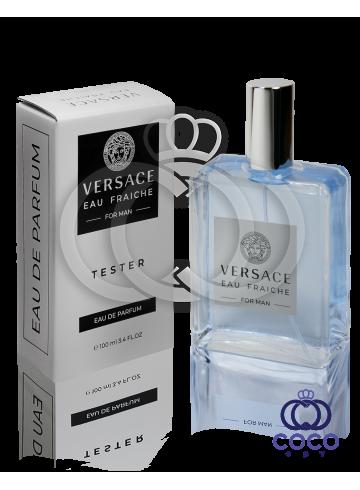 Парфюмированная вода Versace Man Eau Fraiche TESTER 100 Ml фото