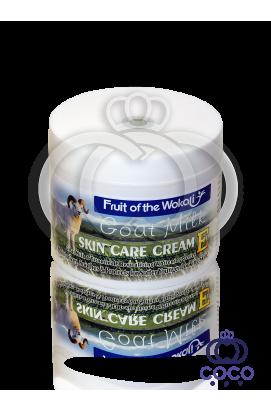 Крем для лица Wokali Goat Milk Skin Care Cream 115 g