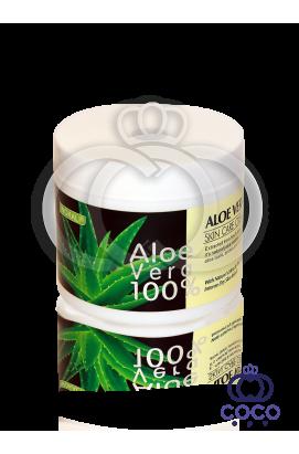 Крем для лица Wokali Aloe Vera 100% Skin Care Cream 115 g