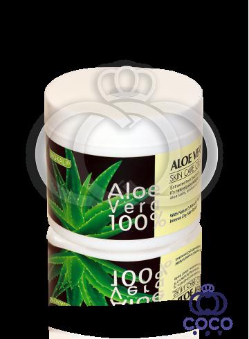 Крем для лица Wokali Aloe Vera 100% Skin Care Cream 115 g фото
