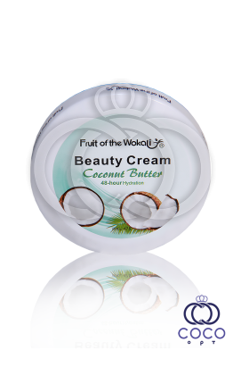 Крем Fruit of the Wokali Beauty Cream Coconut Butter с кокосовым маслом 150 g