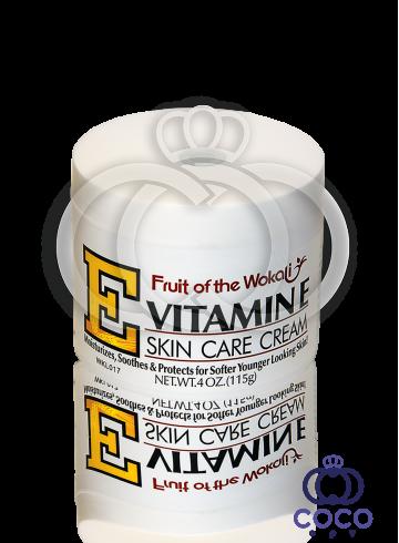 Крем для лица Wokali Vitamin E Skin Care Cream 115 g фото