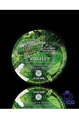 Скраб для тела Wokali Mint Body Scrub 300 Ml
