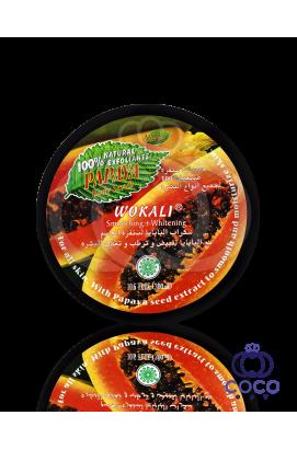 Скраб для тела Wokali Papaya Body Scrub 300 Ml