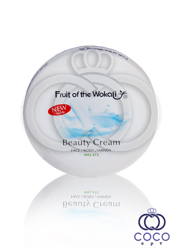 Крем Fruit of the Wokali Beauty Cream Face/Body/Hands 150 g фото