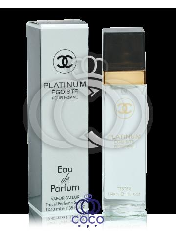 Chanel Egoiste Platinum (тестер) фото