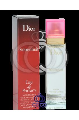 Christian Dior Fahrenheit (тестер)