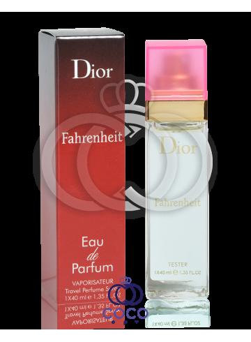 Christian Dior Fahrenheit (тестер) фото