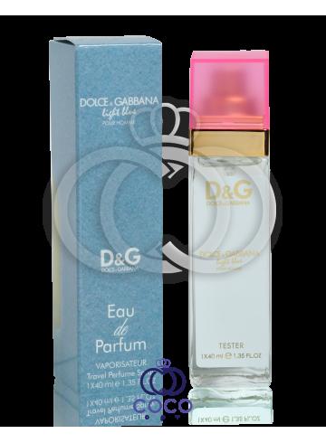 Dolce& Gabanna Light Blue Pour Homme (тестер) фото