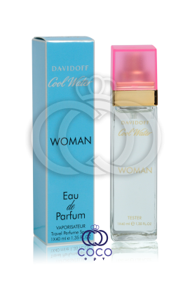 Davidoff Cool Water Woman (тестер)