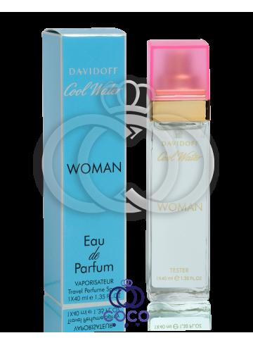 Davidoff Cool Water Woman (тестер) фото
