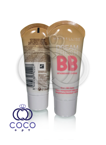 Тональный крем Maybelline Dream Fresh BB Cream 8 in 1 фото