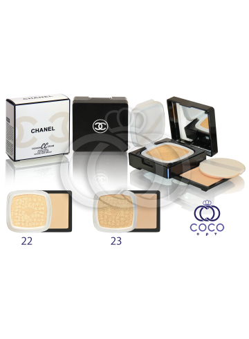 Крем-пудра Chanel Cushion CC Cream  фото