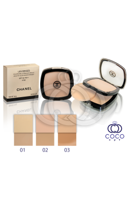 Компактная пудра Chanel Les Beiges Healthy Glow Sheer Powder