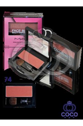 Румяна Mac Highlighter Blusher Shade номер 74