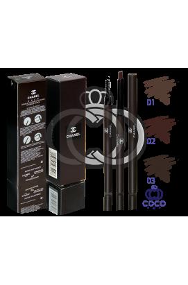 Карандаш для бровей механический Chanel Double Automatic Rotating Eyebrow Pencil