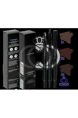 Карандаш для бровей механический MAC Double Automatic Rotating Eyebrow Pencil