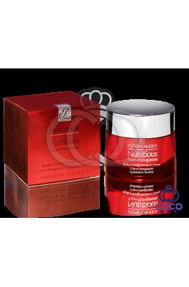 Увлажняющий крем с антиоксидантным комплексом для здорового сияния лица Estee Lauder Nutritious Super-Pomegranate ( качество оригинала)