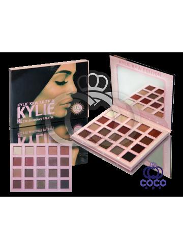 Палетка теней для век Kylie 3 D Eye Shadows Palette 20 color фото
