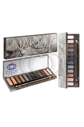 Тени для век Urban Decay Naked Smoky