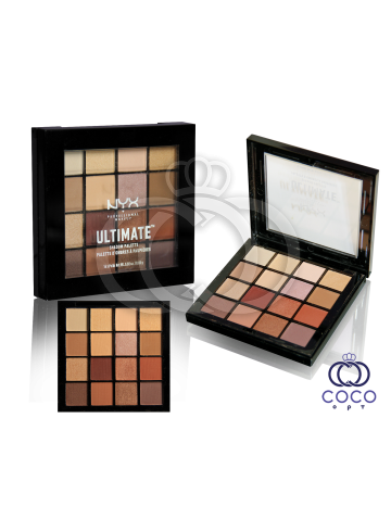 Палетка теней для век NYX Ultimate™ Shadow Palette  фото