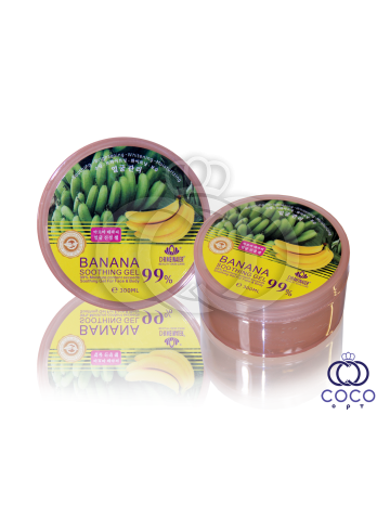 Гель для лица и тела Banana Soothing Gel (Банан) фото