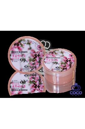 Гель для лица и тела Peach Blossom (Цветок персика)