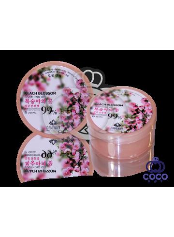 Гель для лица и тела Peach Blossom (Цветок персика) фото