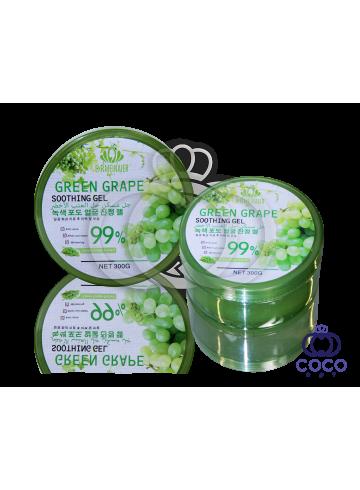 Гель для лица и тела Green Grape Soothing Gel (Зеленый виноград) фото